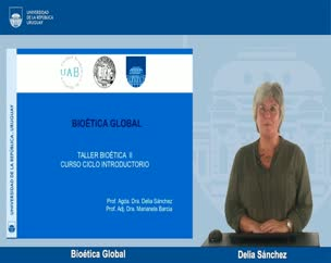 Bioética global