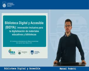 Biblioteca Digital y Accesible